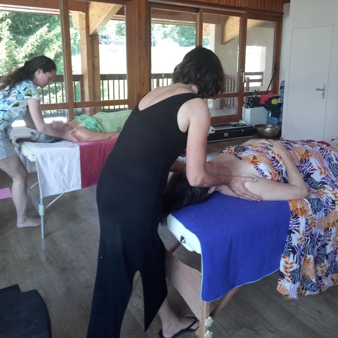 Stage Massage Kobido