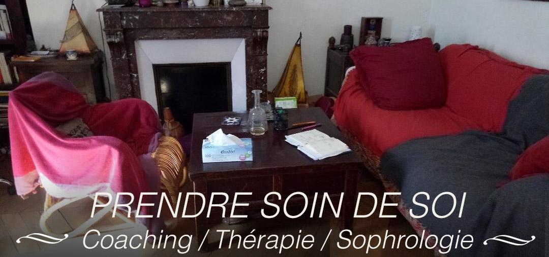 Prendre soin de soi : Coaching Thérapie Sophrologie