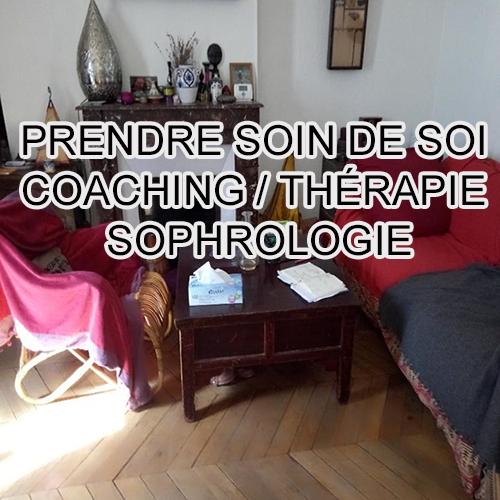 PRENDRE SOIN DE SOI COACHING / THÉRAPIE / SOPHROLOGIE
